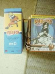 Box Naruto de 11 a 15