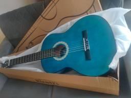 Violão KS2 Classico Nylon Blue