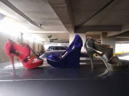 Sapatos grife feminino barato leia