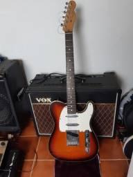 Guitarra Fender Telecaster American plus deluxe V2