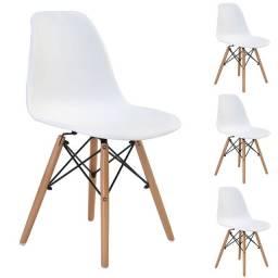 Título do anúncio: Cadeira Polipropileno jantar Eames charles