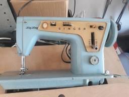 Máquina costura Singer Original Antiga