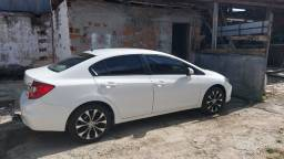 Honda civic lxr ano 2015