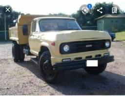 Compro caminhão caçamba!!