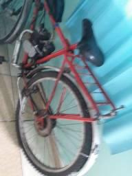 Vende bicicleta motorizada