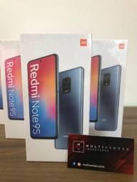 Xiaomi Redmi Note 9s 128 gb Pronta entrega loja fisica em santos