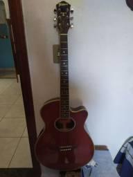 Violão Tagima Ventura Acoustic - lmpecável, cordas novinha