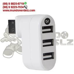 Hub USB 3 Portas Bright 0335 em São Luís Ma