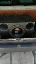 Vendo caixa de som com modulo