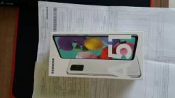 Samsung a51 lacrado na caixa zero