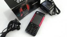 Nokia 5310 Red Desbloqueado e Original ( Raro ) última peça