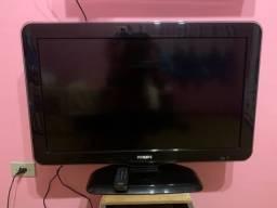 Tv 32 com controle