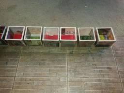 Porta treco ou objetos artesanal