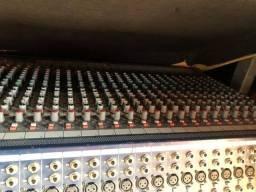 Vendo mesa de som analógica