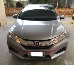 Honda City LX autom. 2017/2017, Único Dono com 47mkm, Impecável. Aceito Troca