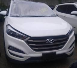 Título do anúncio: Sucata Hyundai tucson 1.6 turbo gls 16v