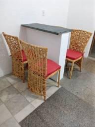 Título do anúncio: Cadeiras de alumínio