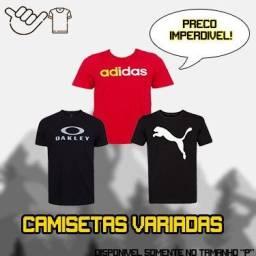 Camisetas Premium Marca