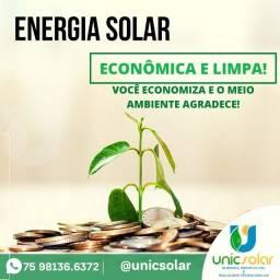 Título do anúncio: Energia Solar