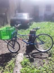 Bicicleta de carga semi nova leia o anúncio