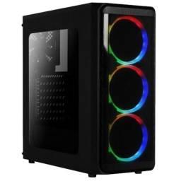 PC Gamer AMD 6-Core CPU 3.8Ghz 8GB (Placa de vídeo Radeon R5 2GB)