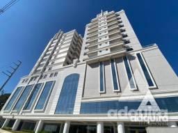 Título do anúncio: Apartamento com 3 quartos no Edifício Oscar Niemeyer - Bairro Uvaranas em Ponta Grossa