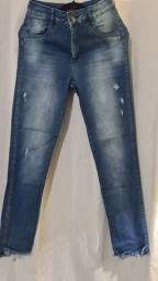 Calça Jeans Skiny 42