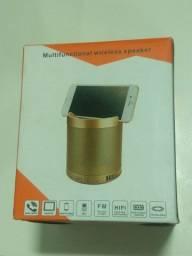 Vendo caixinha Bluetooth nova na caixa