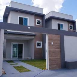 Casa duplex pertinho da avenida Washington Soares 3 suítes 4 banheiros #ce11