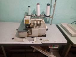 Título do anúncio: Máquina overlock industrial Sew strong