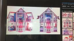Casa da Barbie - 03 andares