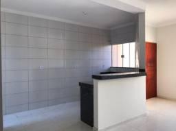 Casa Nova á venda em Alfenas MG no bairro Residencial Oliveira (Financiamento pela Caixa)