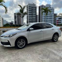 Título do anúncio: Corolla GLI Upper 1.8 Automático 2019 , todo Revisado na Toyota , Lindo demais !