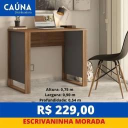 Título do anúncio: Escrivaninha Morada - Novo - Entrega Grátis