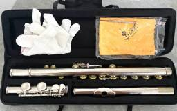 Título do anúncio: Flauta transversal Slade