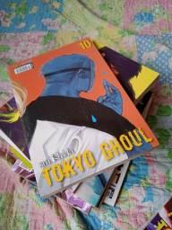 Mangá Tokyo Ghoul 1-12