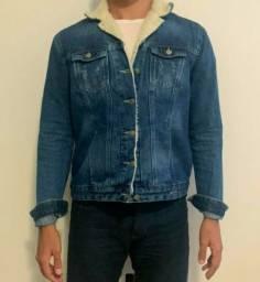 Jaqueta jeans, semi-nova
