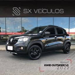 Renault KWID OUTSIDER 1.0 FLEX 12V 5P MEC
