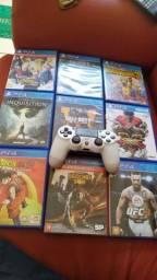 Jogos, controle