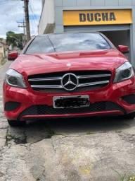Título do anúncio: Mercedes A200 1.6 turbo