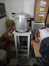 Vendo fogão de 1 boca de alta pressão