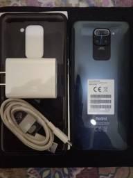 Título do anúncio: Xiaomi Redmi Note 9 128GB/6GB Preto ( Versão Global)