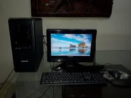 Título do anúncio: Computador Positivo completo