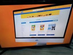Título do anúncio: Tv samsung 32 smart Wi-Fi só 850