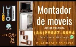 Título do anúncio: Montagem de móveis na PROMOÇÃO