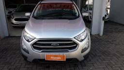 Ford ECOSPORT SE 2.0 16V FLEX 5P AUT. - PRATA