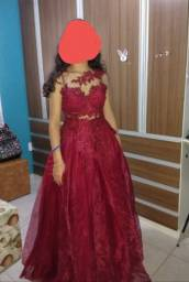 Título do anúncio: Vestido debutante 15 anos