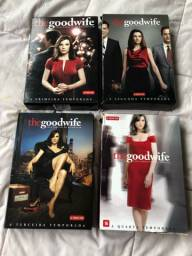 DVD the Goodwife 1 a 4 temporada