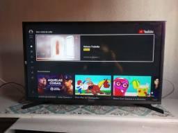 Título do anúncio: Smart tv Samsung 32 polegadas, série Un32t4300