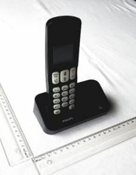 Telefone Sem Fio - Marca Philips - Modelo D400 - Usado - Funcionando